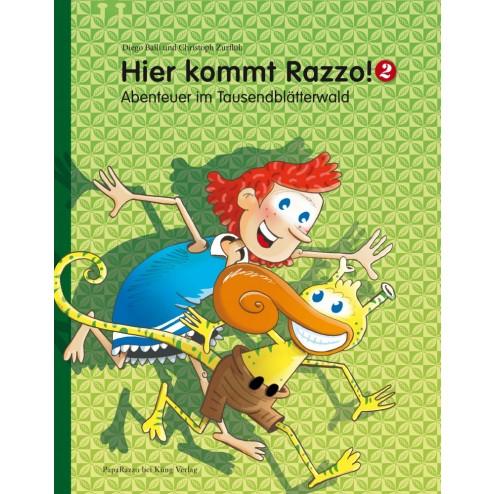 Hier kommt Razzo! (Band 2)